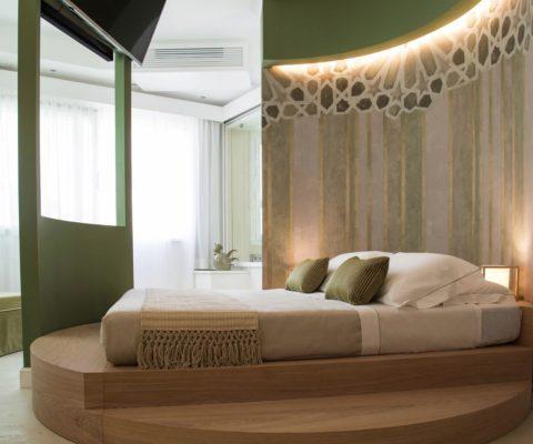 la dimora delle fate suite exclusive letto