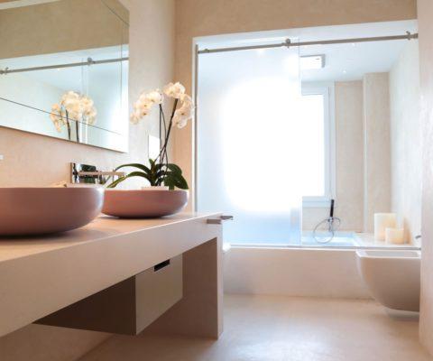 la dimora delle fate exclusive bagno
