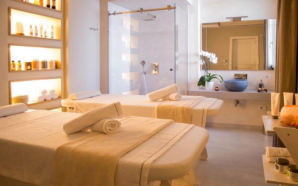 la dimora delle fate spa massaggio